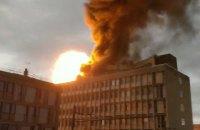 В університеті Ліона сталася серія вибухів