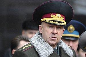 Глава Генштаба подтвердил, что хочет в отставку