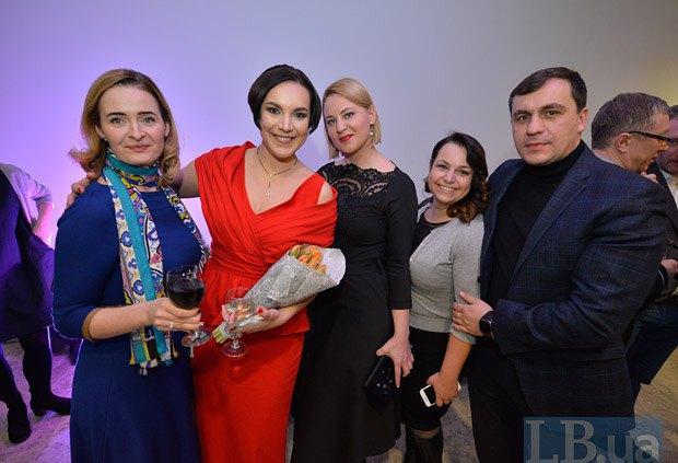 Ольга Федорченко, Соня Кошкина, Татьяна Золотарева, Виктория Бутенко, Иван Слободянык