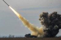 """В Одеській області пройшли фінальні випробування ракетного комплексу """"Вільха"""""""