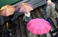 У вівторок у Києві обіцяють невеликий дощ