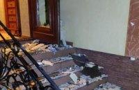 На Закарпатті з гранатомета обстріляли приватний будинок