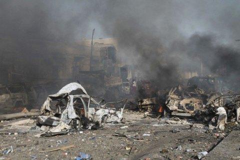 Десятки людей погибли в результате нападения боевиков на гостиницу в Сомали