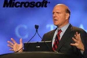 Гендиректор Microsoft уходит в отставку