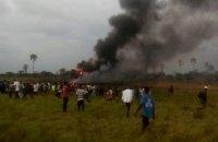 Літак Ан-12 розбився в ДР Конго, серед загиблих можуть бути українці