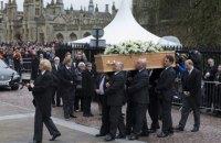 В Великобритании состоялась церемония прощания со Стивеном Хокингом
