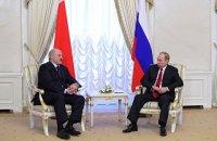 Россия выделит Беларуси кредит на $1 млрд