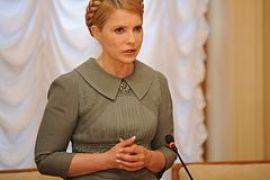 Тимошенко: мы просим МВФ не кредитовать власть Януковича