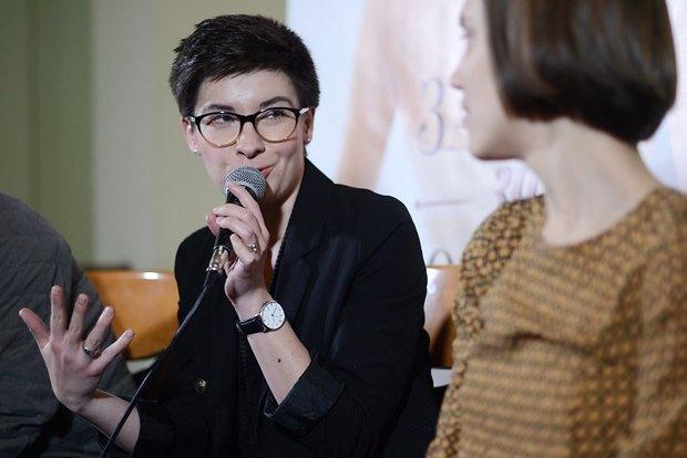 Ирина Славинская, журналистка