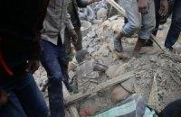 Кількість загиблих у результаті землетрусу в Непалі перевищила 6 тис. осіб