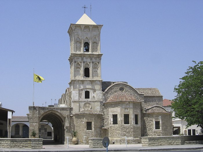 Церква Святого Лазаря, Ларнака, Кіпр