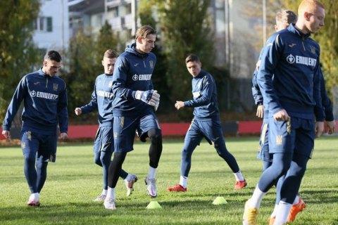 Официально: матч Лиги наций Швейцария - Украина отменен