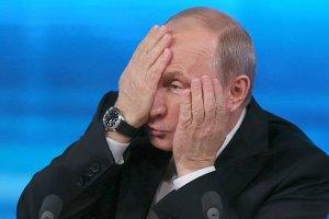 Путин не устает рассказывать Меркель и Кэмерону об экстремистах и террористах в Киеве