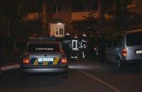 В киевской квартире мужчина, угрожая сожительнице, подорвался на гранате (обновлено)