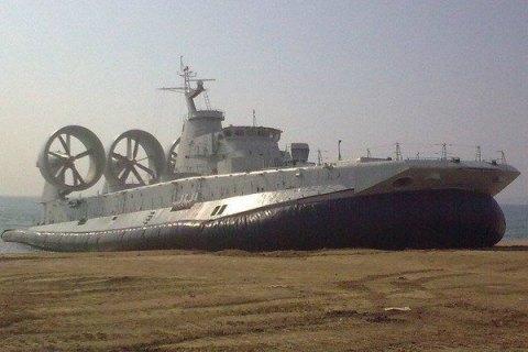 Росія привласнила український контракт на постачання Китаю десантних кораблів