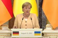 Меркель: хочемо якнайшвидше продовжити договір про транзит газу з Росії через Україну