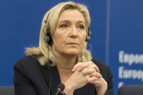 Марін Ле Пен заявила, що не вважає анексію Криму незаконною
