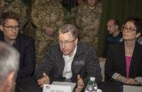 Волкер назвал Россию ответственной за гуманитарный кризис на Донбассе