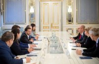 Зеленский обсудил с представителями МВФ дальнейшее сотрудничество