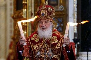 """Патриарх Кирилл объявил АТО """"наступлением униатов на православных"""""""