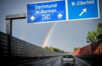 В Германии впервые приняли закон для пешеходов