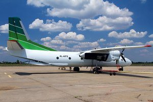 В Африке разбился украинский грузовой самолет