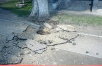На улице Львова произошел подземный взрыв, - СМИ