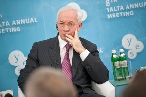 Азаров розповів росіянам про Малоросію