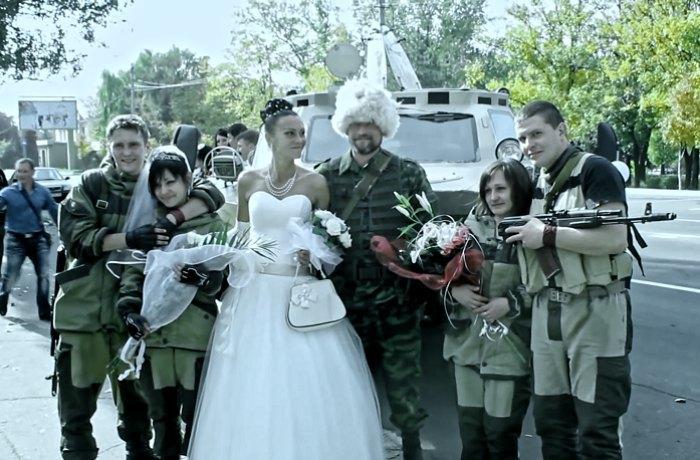 Кадр з фільму Какофонія Донбасу