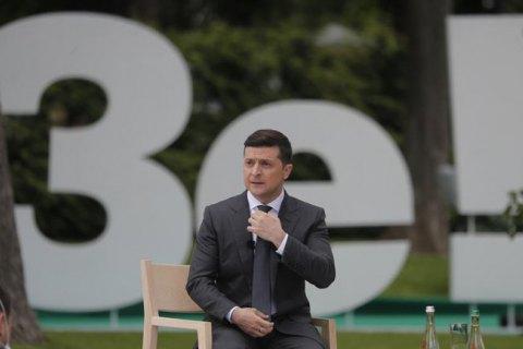 Центр Разумкова: за Зеленского готовы проголосовать 35% украинцев, за Бойко - 20%