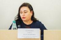 Голову Харківського окружного адмінсуду, яка попалася на передачі хабара, відсторонили від правосуддя