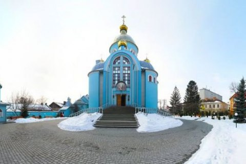 Храм УПЦ МП в Коломые перешел в ПЦУ