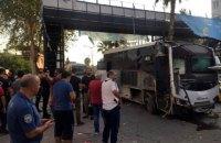 У Туреччині підірвали автобус зі спецназом, постраждало 5 осіб