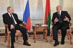 Лукашенко запропонував Путіну скоординувати дії щодо України