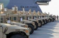 """Украинская армия получит новую партию """"Хаммеров"""" из США"""