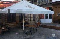 """Драка в кафе возле автостанции """"Киев"""" закончилась стрельбой"""