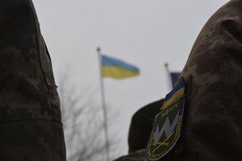 Украинский военный подорвался у Шумов