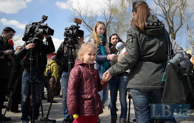"""Лиза, героиня блога Макса Левина """"Аутисти. Ліза"""""""