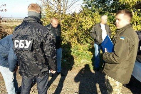 Во Львовской области задержали троих депутатов за взяточничество