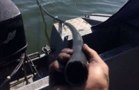 На границе Украины и Молдовы нашли подводный спиртопровод