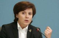 Президент звільнив Ставнійчук з посади свого радника