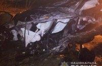 У Сумській області зіткнулися вантажівка і позашляховик, загинула 9-річна дівчинка