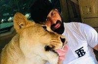 Депутат Харьковского горсовета задекларировал льва
