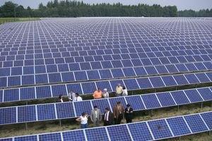 Немцы стали рекордсменами в производстве солнечной энергии
