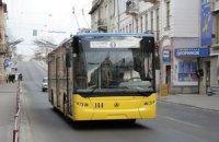 В тернопольских троллейбусах появился бесплатный Wi-Fi