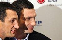 Братья Кличко отказались от $100 млн за бой друг с другом