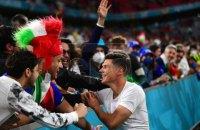 Італія вийшла у півфінал Євро-2020, обігравши Бельгію (оновлено)