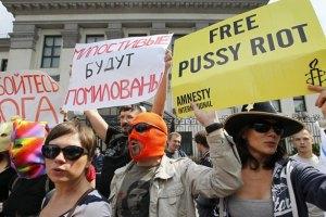 Pussy Riot готовят новую громкую акцию