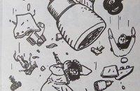 Головред Charlie Hebdo відповів на критику карикатур про катастрофу A321