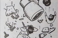 Главред Charlie Hebdo ответил на критику карикатур о катастрофе A321